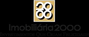 Logo Imobiliária 2000